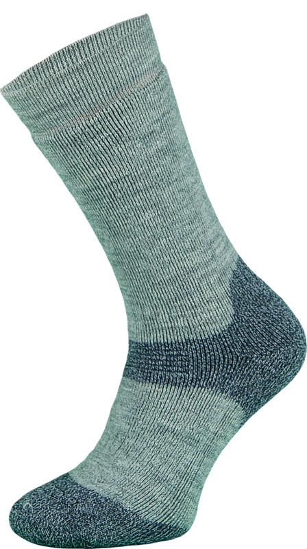 Grey Thick Hiking Socks