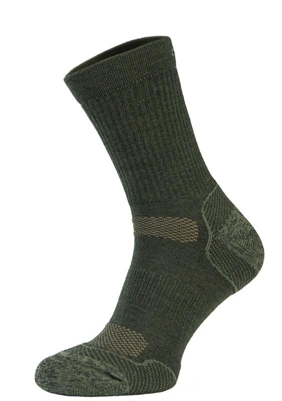 Khaki Outdoor Performance Socks