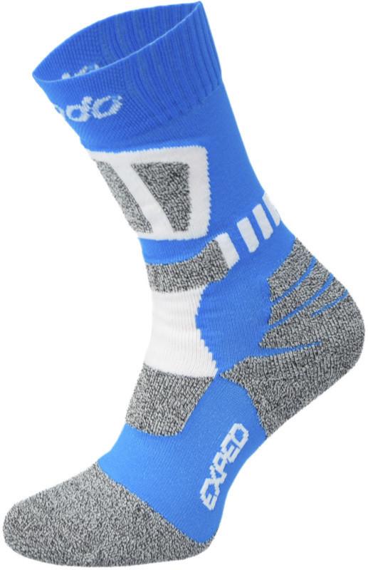 Sky Blue Drytex Trekking Socks