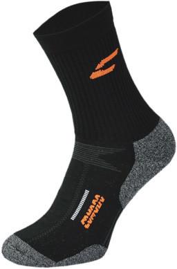 Black Tennis Socks
