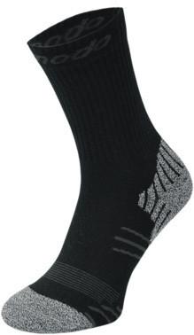 Black Sports Socks