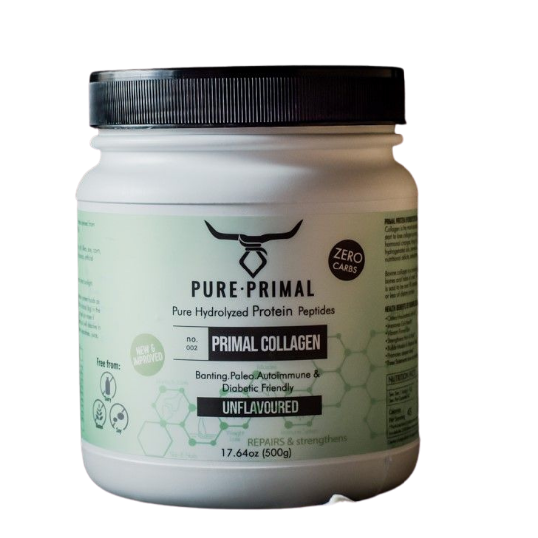 Collagen 1 & 3 – Hydrolysed Agglomerated Peptides 500g