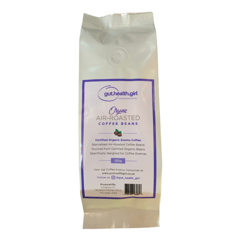 Gut Health Girl Organic Enema Coffee Beans