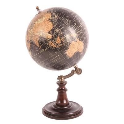 Globe noir