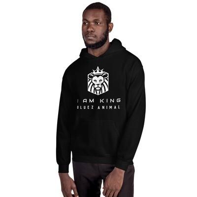 I Am King Unisex Hoodie