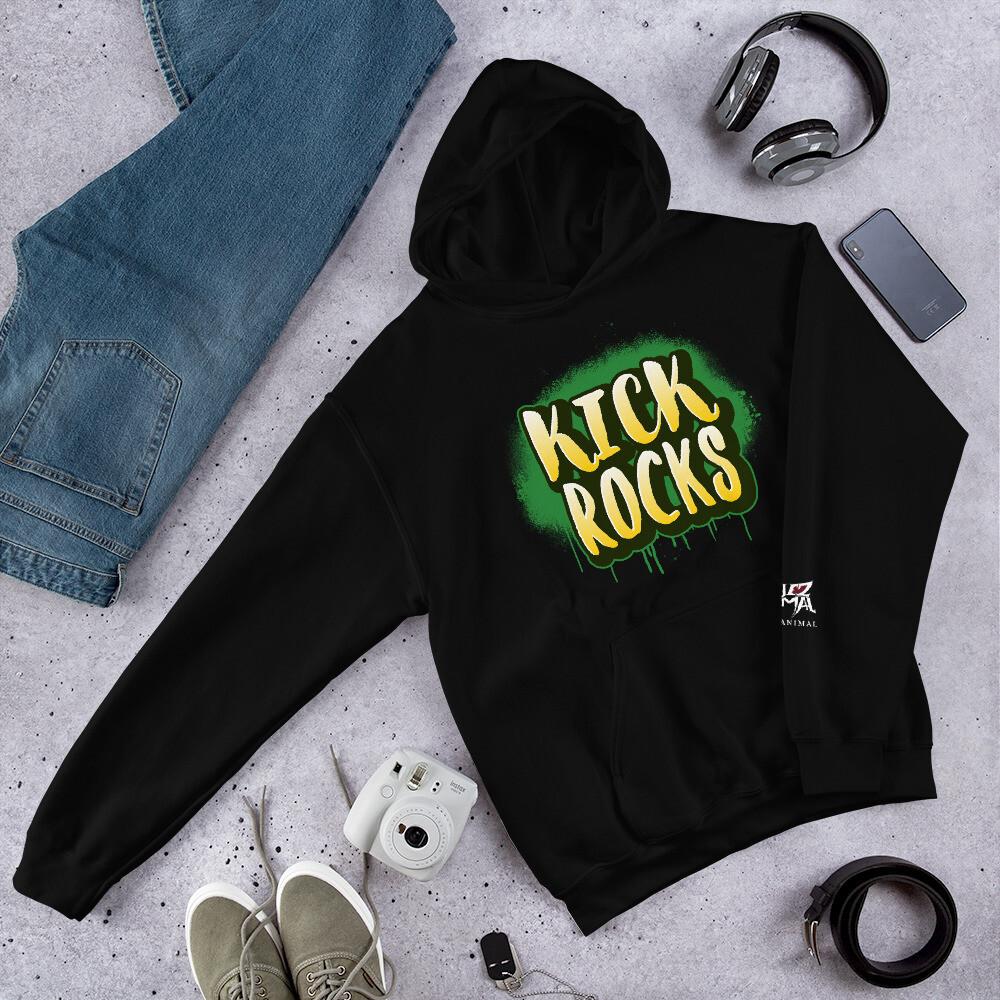 Kick Rocks Unisex Hoodie
