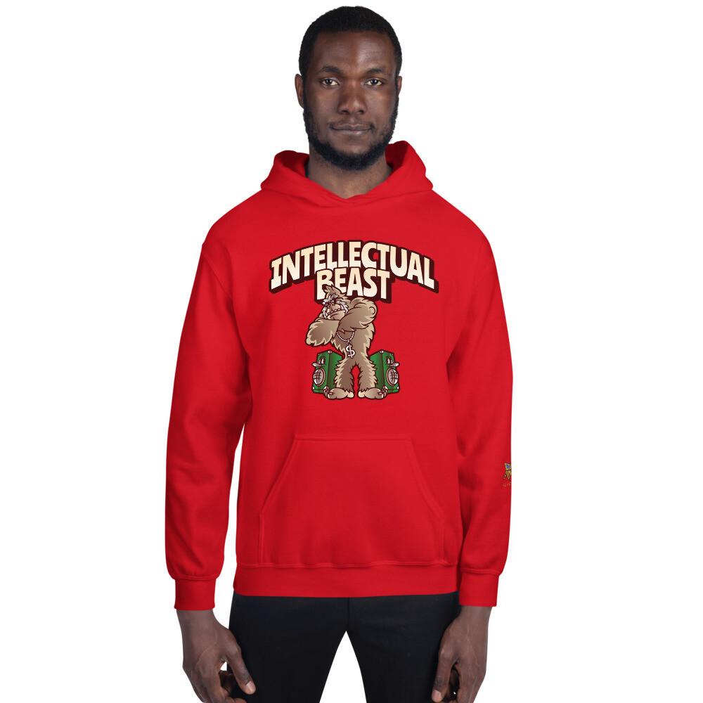 Intellectual Beast Unisex Hoodie