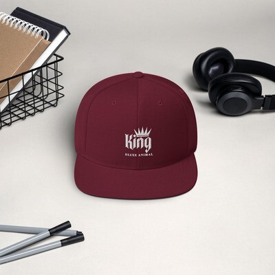Bluez Animal King Snapback Hat
