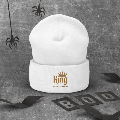 Bluez Animal King Cuffed Beanie