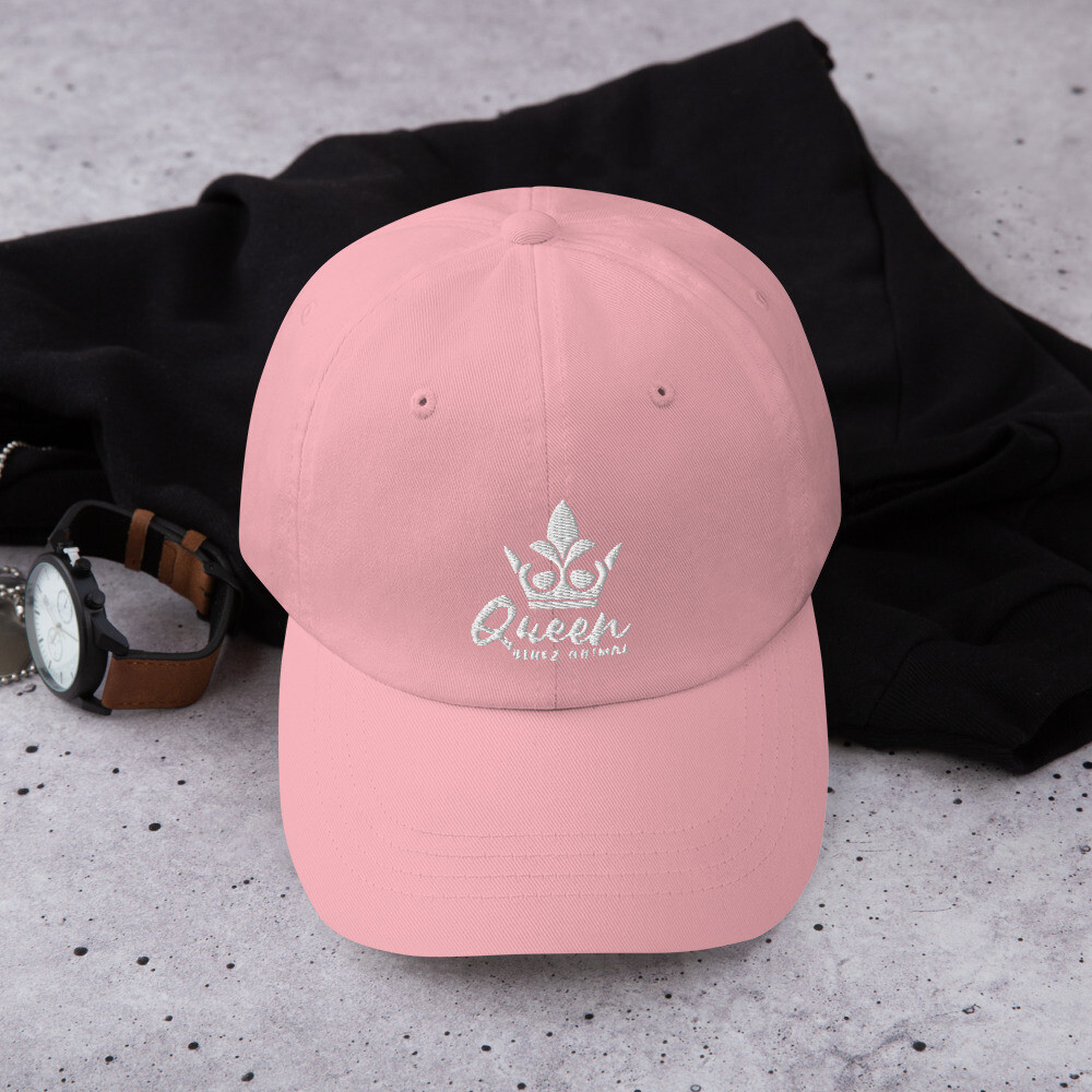 Bluez Animal Queen Dad hat