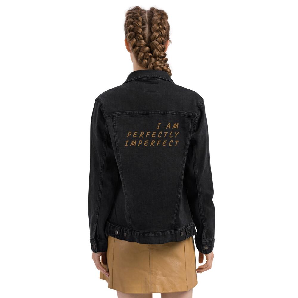 Bluez Animal Unisex denim jacket