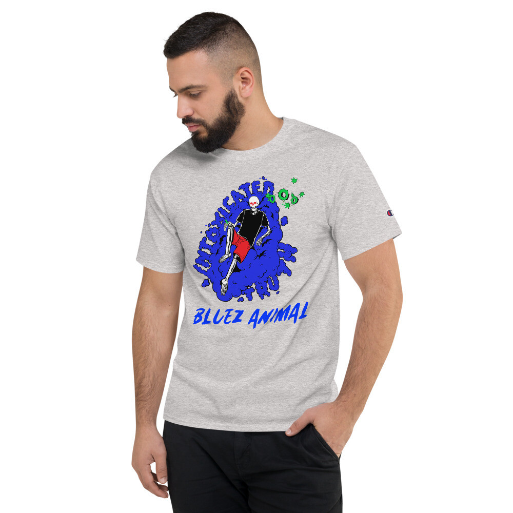 Bluez Animal Men's Champion T-Shirt
