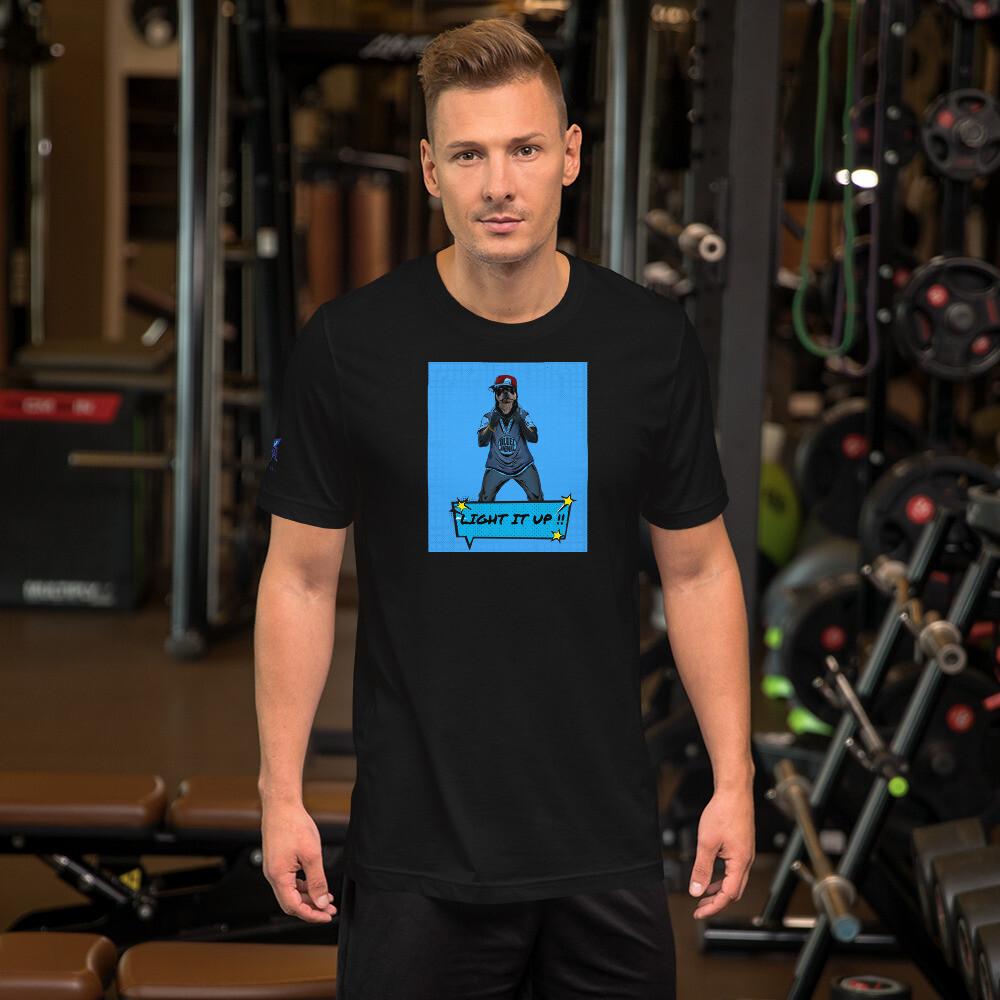 Bluez Animal Short-Sleeve Unisex T-Shirt