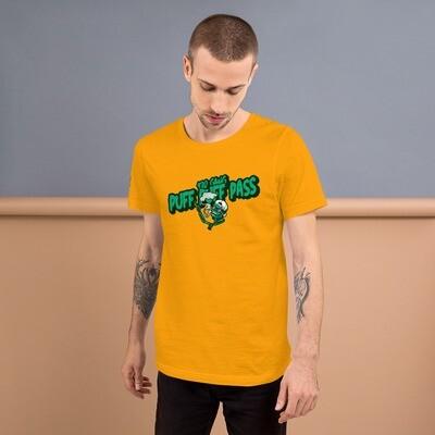 Bluez Animal 420 Gang Short-Sleeve Unisex T-Shirt