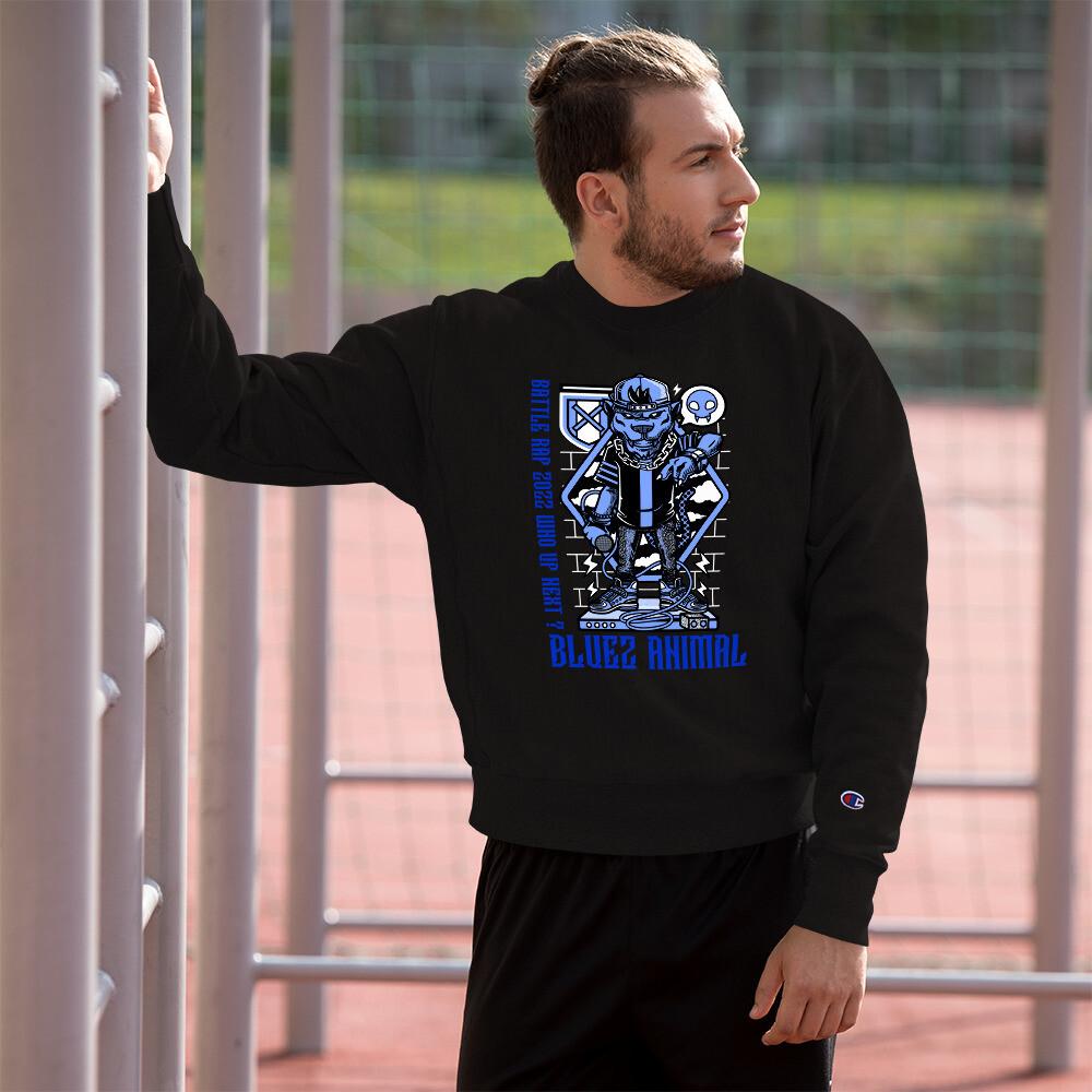 Battle Rap Champion Sweatshirt