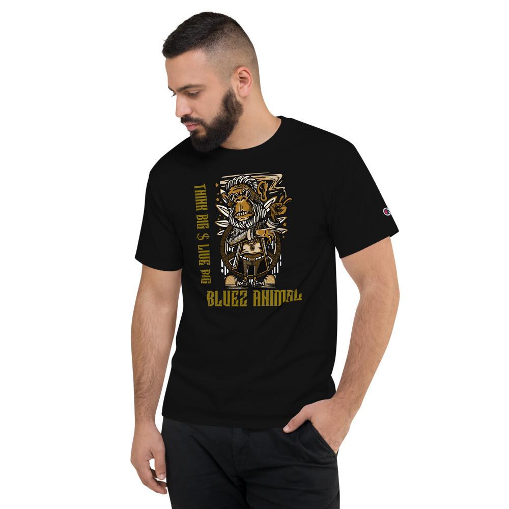 Think Big Men's Champion T-Shirt
