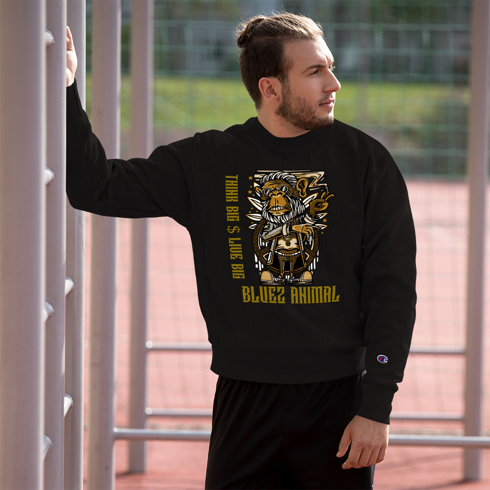 Think Big Champion Sweatshirt
