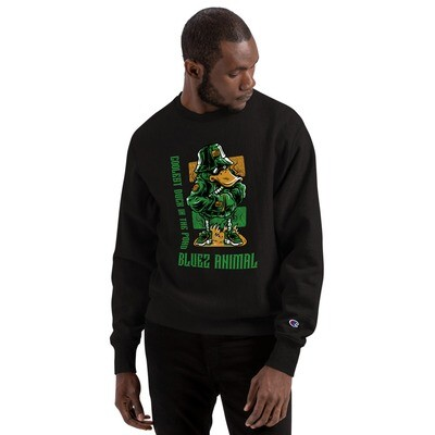 Cool Duck Champion Sweatshirt