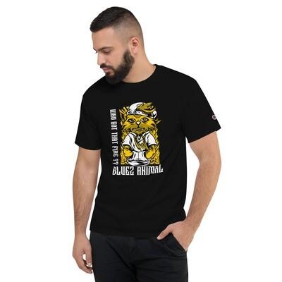 Fire Men's Champion T-Shirt