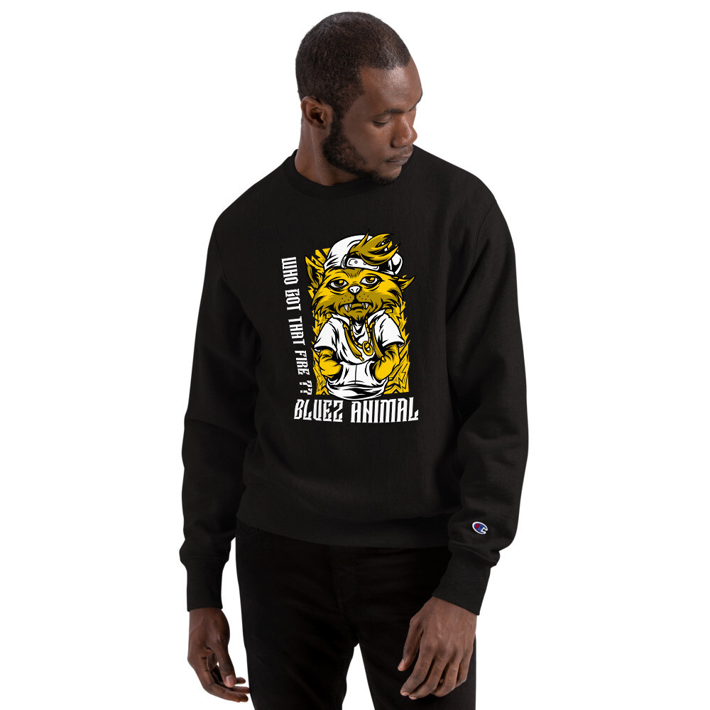 Fire Champion Sweatshirt