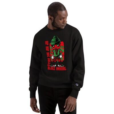 Mic Bully Champion Sweatshirt