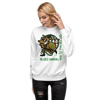 Get The Bag Unisex Fleece Pullover