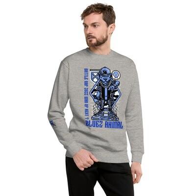 Battle Rap Unisex Fleece Pullover