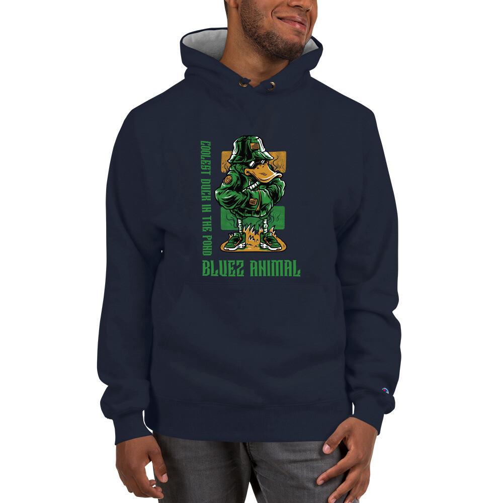 Cool Duck Champion Hoodie