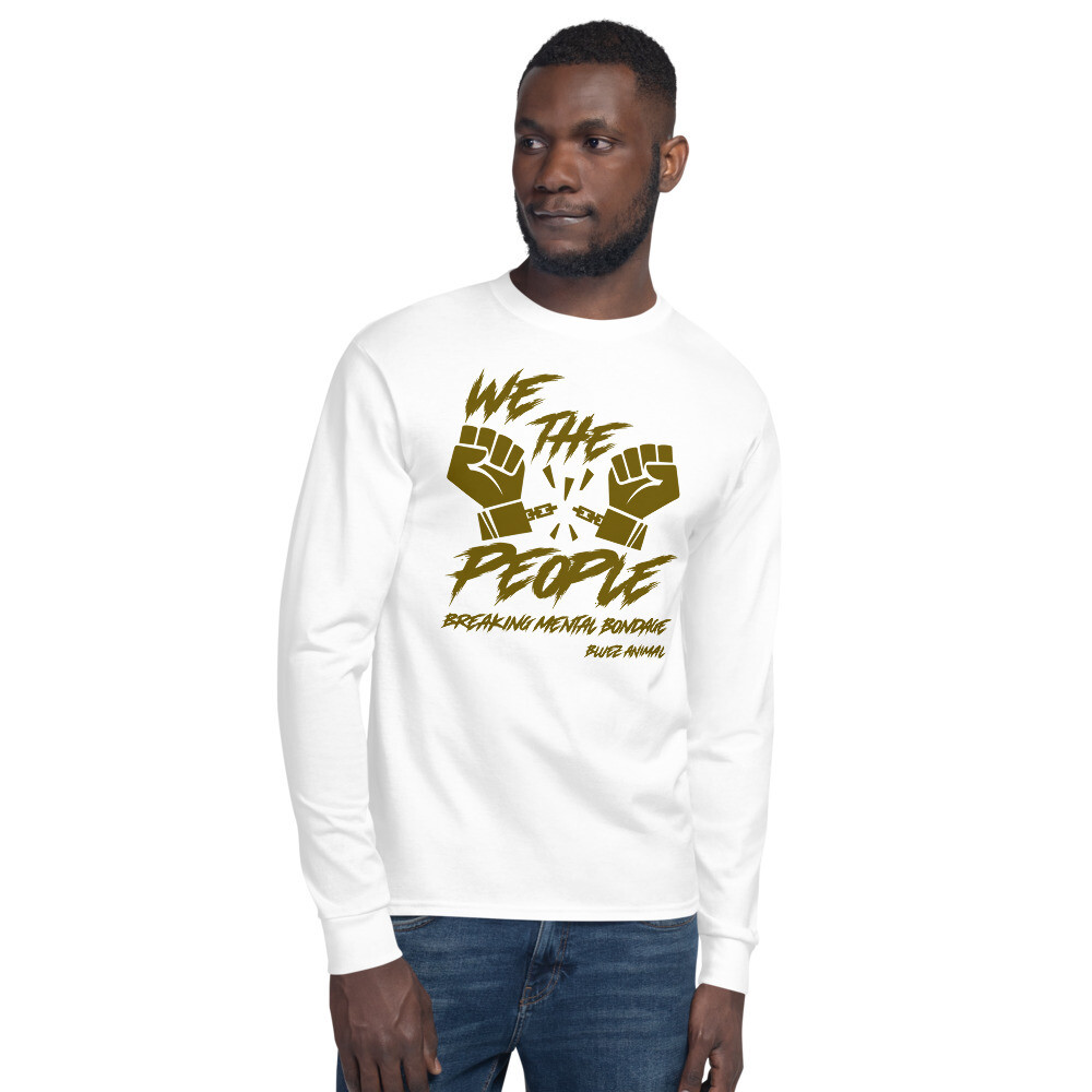 We The People Men's Champion Long Sleeve Shirt