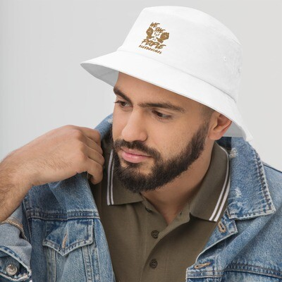 We The People Embroidered Bucket Hat