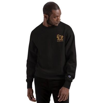 We The People Embroidered Champion Sweatshirt
