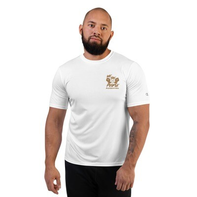 We The People Embroidered Champion Performance T-Shirt