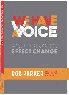 We Have A Voice by Rob Parker (NHOP)