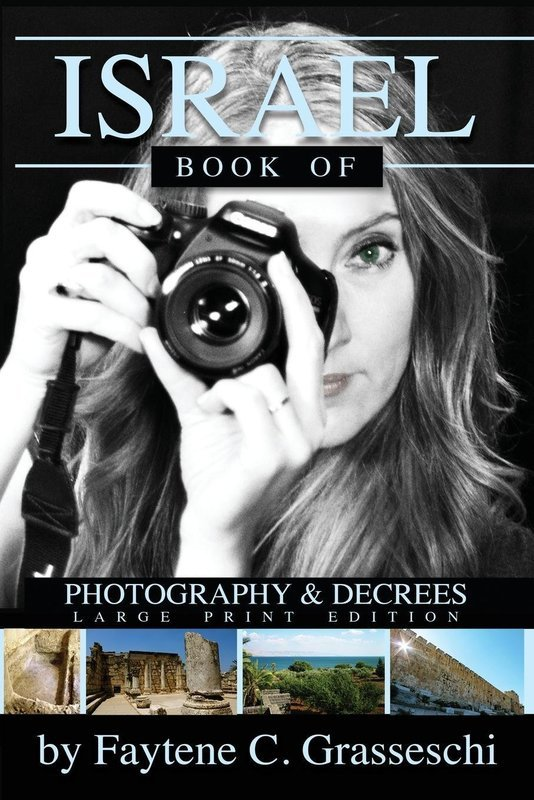 Israel / Book of Decrees and Photography (Book)
