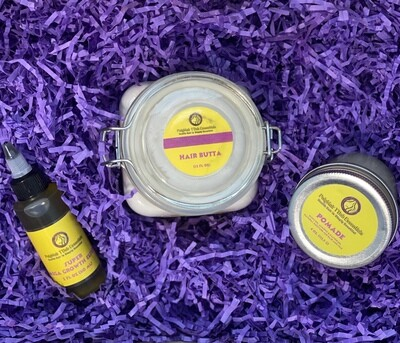 The Repair & Grow Therapeutic Combination Trio