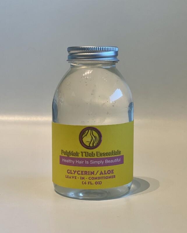 Glycerin/ Aloe Leave-In Conditioner