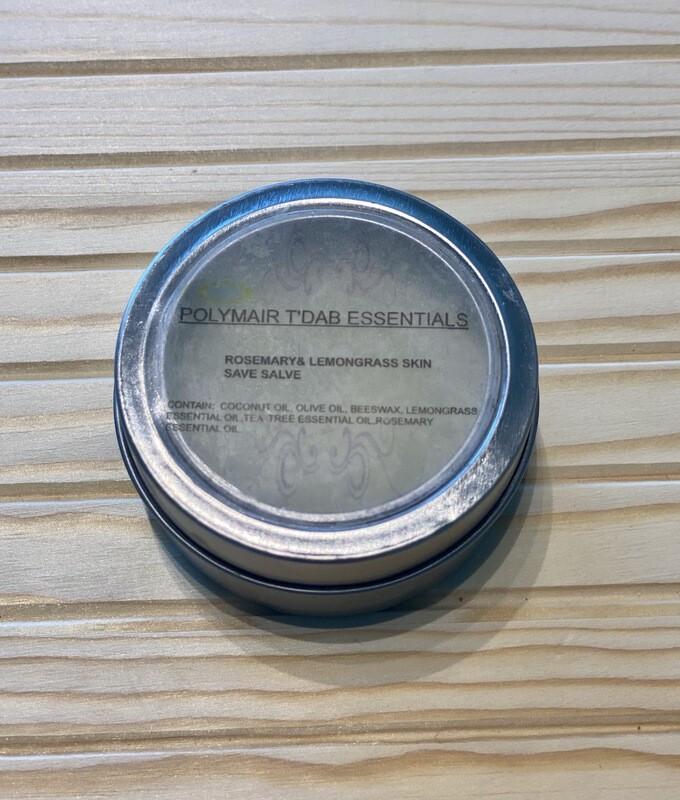 Lemongrass & Tea Tree Skin Save Salve