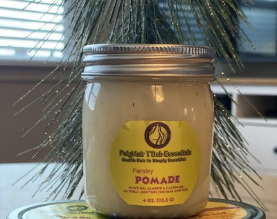 The PolyMair T'Dab Essentials Parsley Pomade