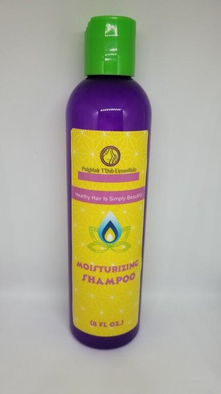 The PolyMair T'Dab Essentials Moisturizing Shampoo - (8 Fl. Oz)
