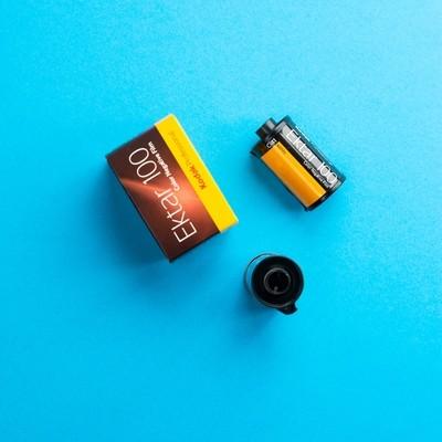 Kodak Ektar 100 35mm 36 Exposures