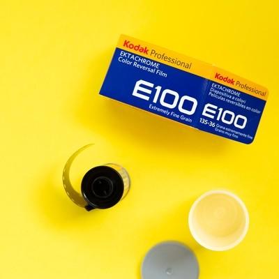 Kodak Ektachrome 35mm 36 Exposures
