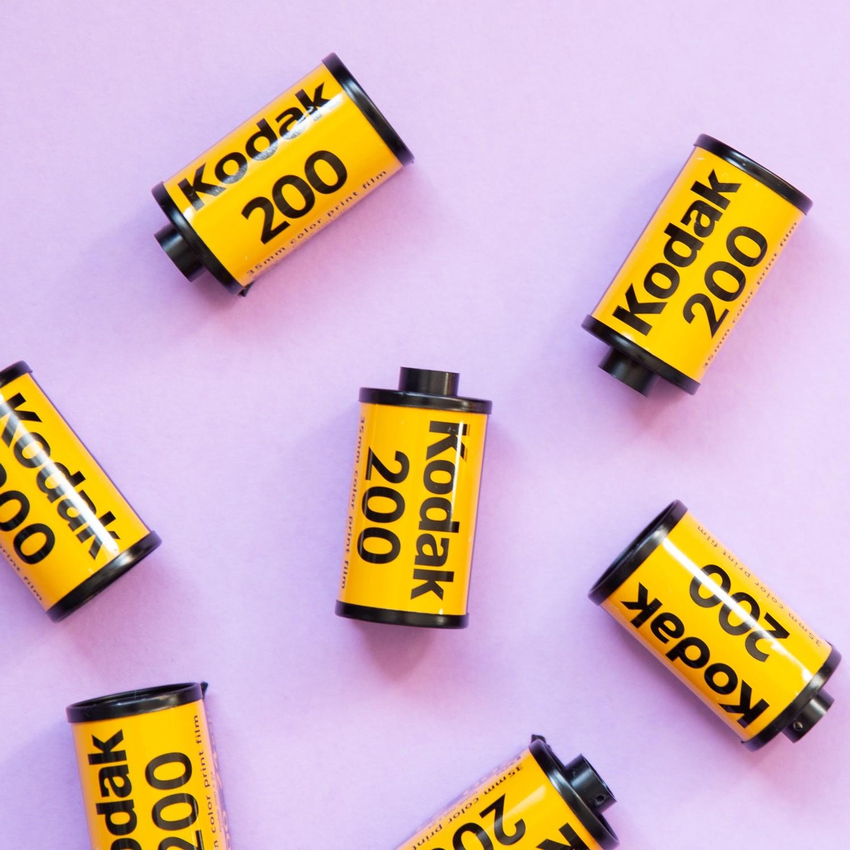 Kodak Gold 200 35mm 36 Exposures