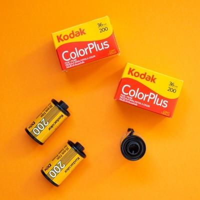 Kodak ColorPlus 200 35mm 36 Exposures