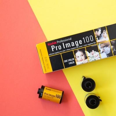 Kodak Pro Image 100 35mm 36 Exposures