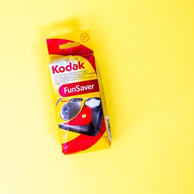 Kodak Funsaver 27exp One Time Use Camera with Flash