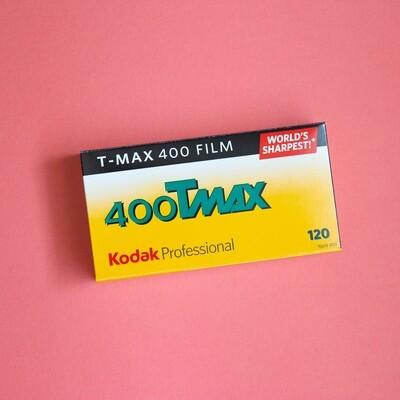 Kodak TMAX 400 120