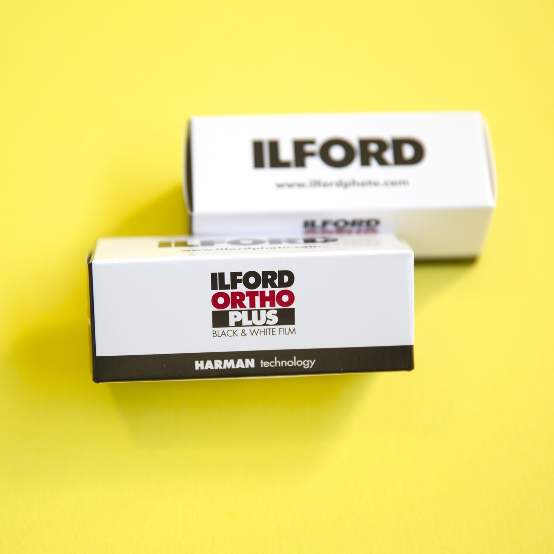 Ilford Ortho Plus 80 120