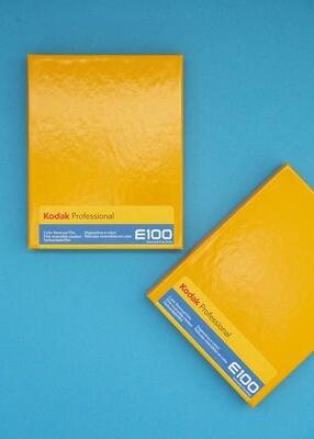 Kodak Ektachrome 4x5 (10 sheets per box)