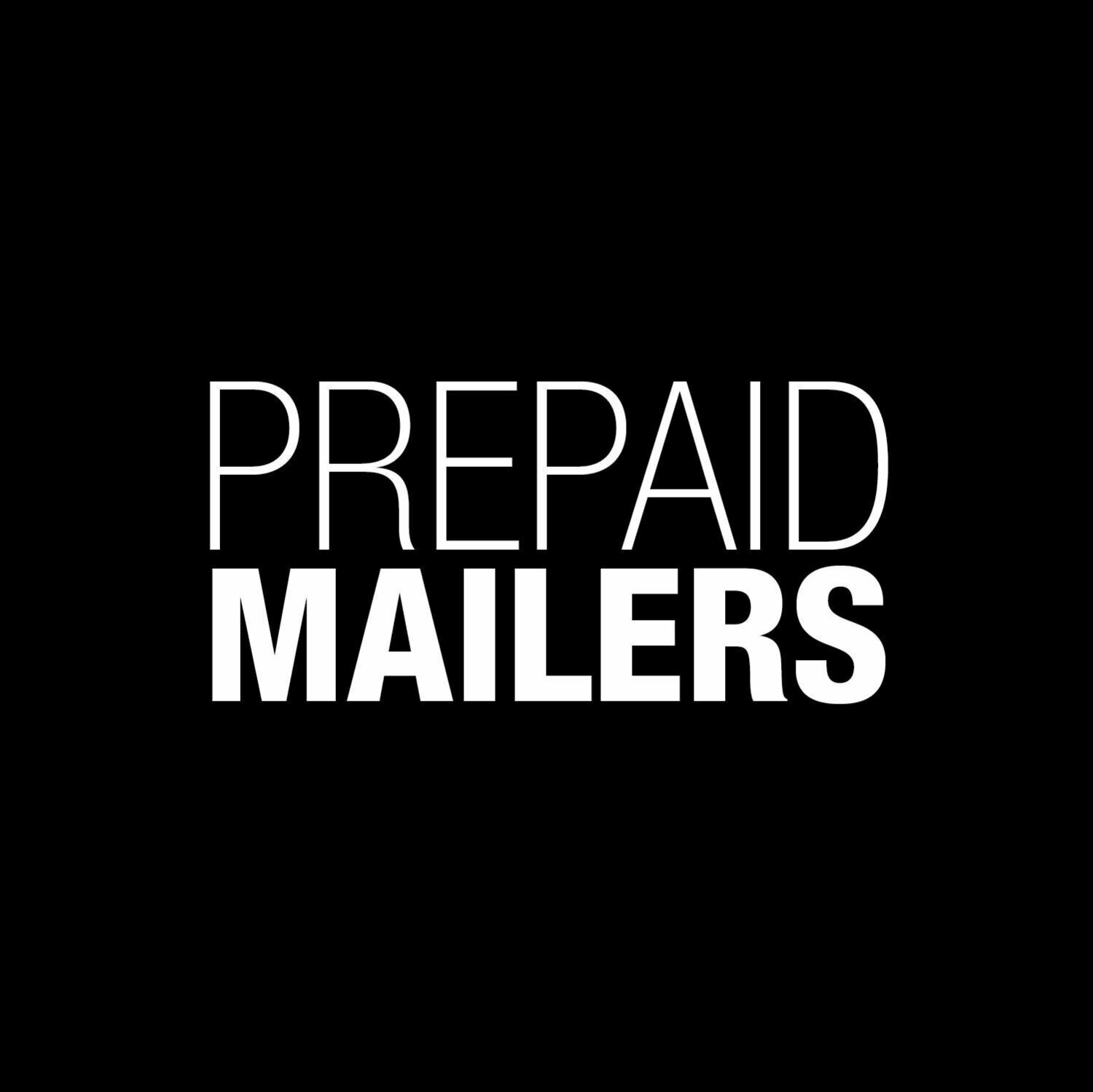 Pre-Paid USPS Flate-Rate Box Mailer