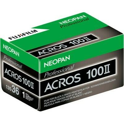 Fuji Acros II 100 35mm
